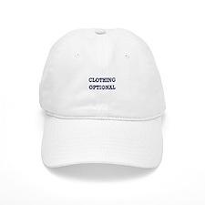 Clothing Optional Baseball Baseball Cap