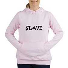 slave,b.png Women's Hooded Sweatshirt