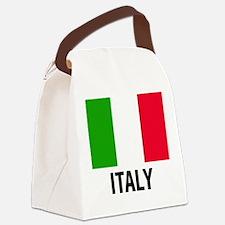 Unique Italian Canvas Lunch Bag