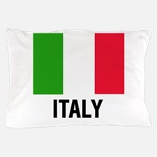 Cute Italy flag Pillow Case
