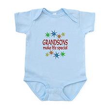 Special Grandson Infant Bodysuit