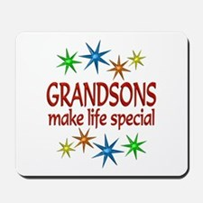 Special Grandson Mousepad