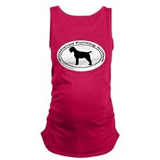 WIREHAIRED POINTING GRIFFON Maternity Tank Top