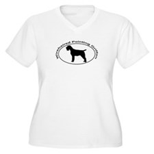 WIREHAIRED POINTING GRIFFON Plus Size T-Shirt