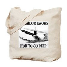 Cute Sailor Tote Bag