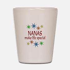 Special Nana Shot Glass