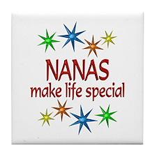 Special Nana Tile Coaster