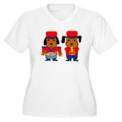 Beagle Musicians T-Shirt