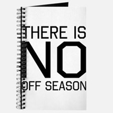 There is no off season Journal