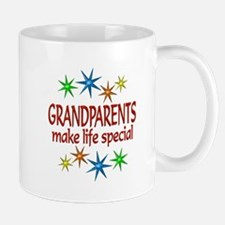 Special Grandparents Small Mugs
