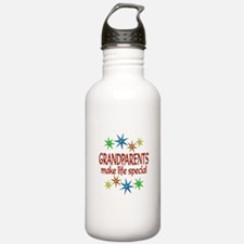 Special Grandparents Water Bottle