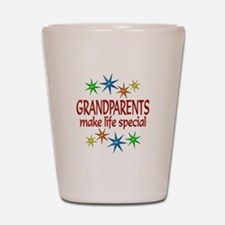 Special Grandparents Shot Glass