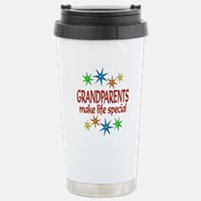 Special Grandparents Stainless Steel Travel Mug