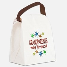 Special Grandparents Canvas Lunch Bag