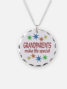 Special Grandparents Necklace