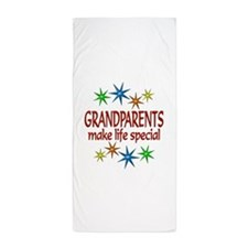 Special Grandparents Beach Towel