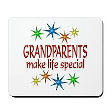 Special Grandparents Mousepad