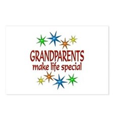 Special Grandparents Postcards (Package of 8)