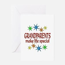 Special Grandparents Greeting Card