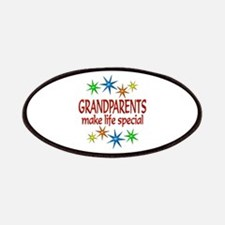 Special Grandparents Patches