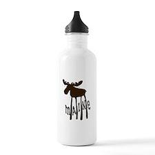 Maine Moose Water Bottle