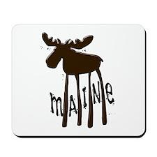 Maine Moose Mousepad