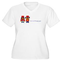 beagle bugler Valentine T-Shirt