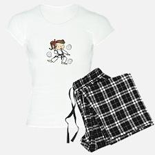 Karate Girl Pajamas