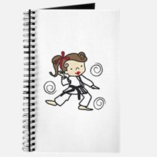Karate Girl Journal