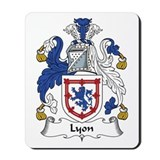 Lyon Classic Mousepad