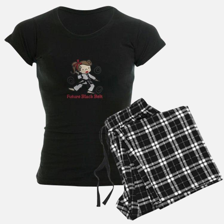 Future Black Belt Pajamas