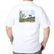Desert Flower Azawakh T-Shirt