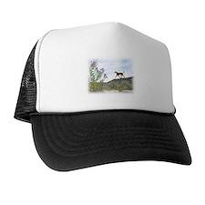 Desert Flower Azawakh Trucker Hat