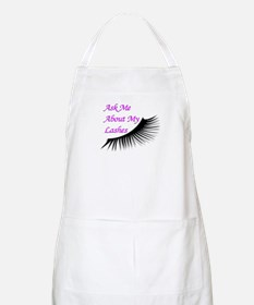 Ask me about my Lashes Apron