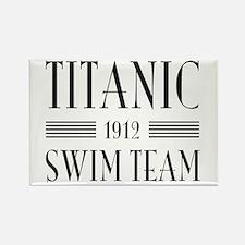 Titanic swim team 1912 Magnets