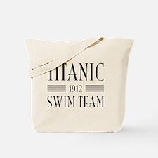 Titanic swim team 1912 Tote Bag