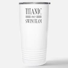 Titanic swim team 1912 Travel Mug