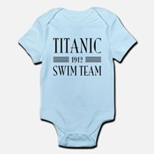 Titanic swim team 1912 Body Suit