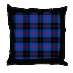 Tartan - Angus dist. Throw Pillow