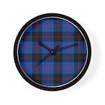 Tartan - Angus dist. Wall Clock