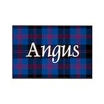 Tartan - Angus dist. Rectangle Magnet (100 pack)