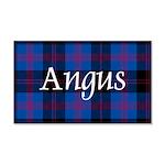 Tartan - Angus dist. 20x12 Wall Decal