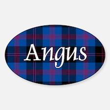 Tartan - Angus dist. Decal