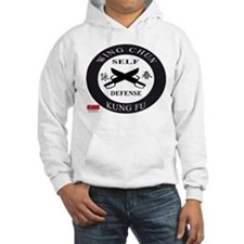 Wing Chun Kung Fu Logo Hoodie