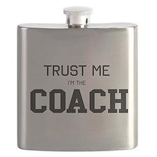 Trust me I'm the coach Flask