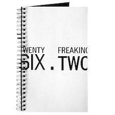 twenty six point freaking two Journal