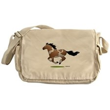 Indian Horse Messenger Bag