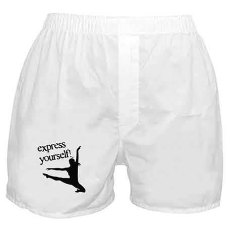 Express Yourself Boxer Shorts