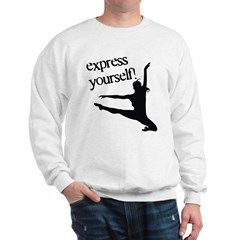 Express Yourself Sweatshirt