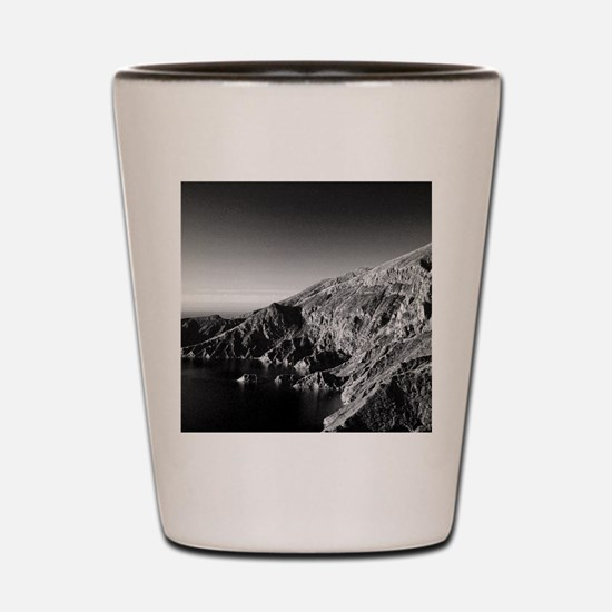 Natural landscape Shot Glass